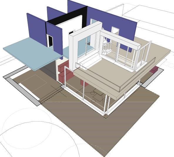 wohnen mit licht luft und sonne im norden berlins jirka nadansky architekten. Black Bedroom Furniture Sets. Home Design Ideas